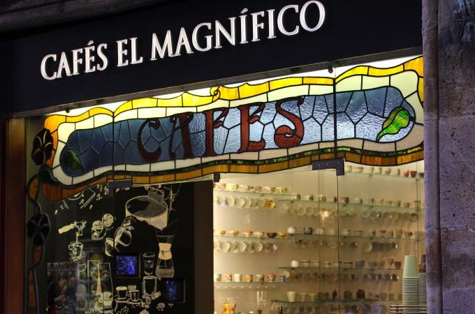 The original coffee roasters of barcelona 3 generations - Casa ametller poblenou ...